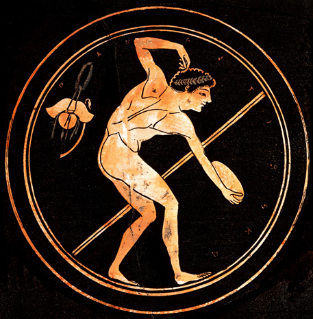 Book Review A Visitor S Guide To The Ancient Olympics By