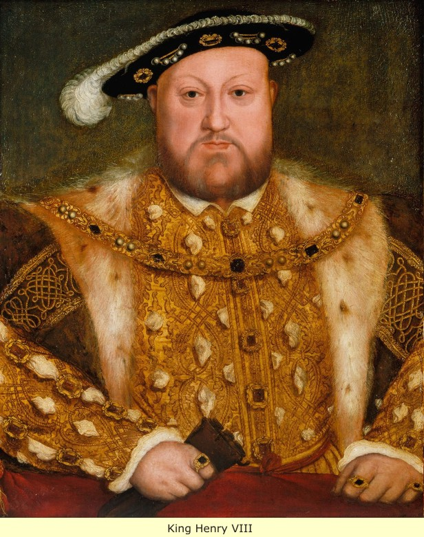Henry VIII, King of England