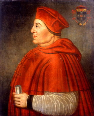 Thomas Wolsey, Cardinal of York (1475-1530)