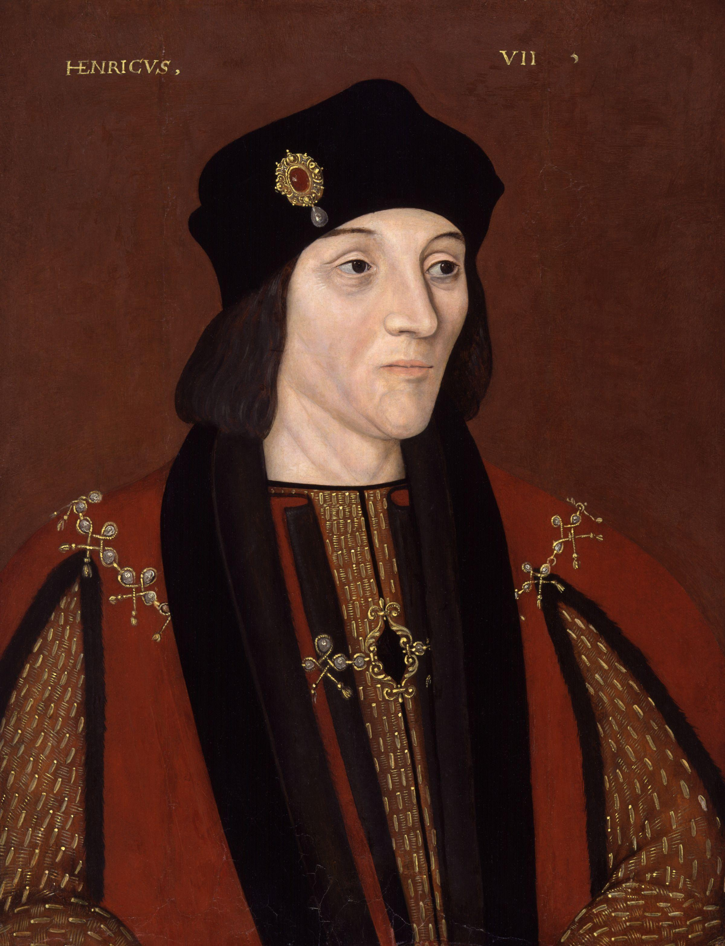 Henry Tudor, later Henry VII of England