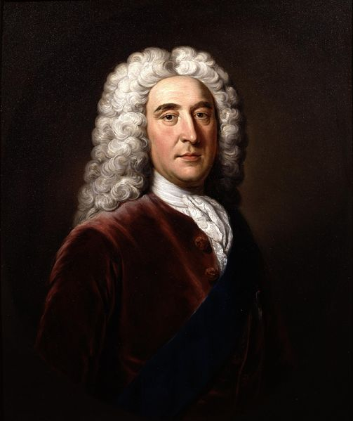 Thomas Pelham-Holles, 1st Duke of Newcastle-upon-Tyne (1693-1768)