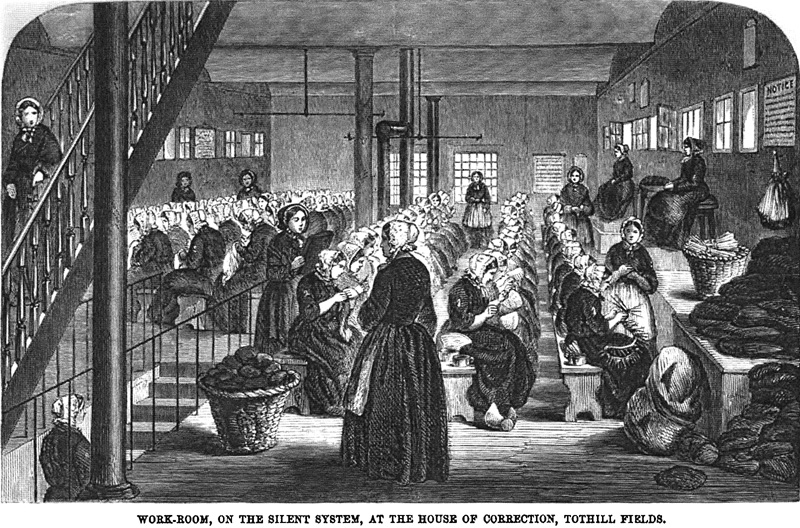women's house of correction