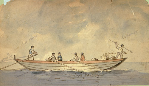 19th century whalers
