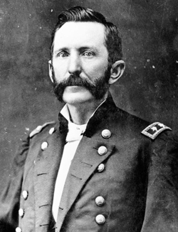 Colonel Patrick E. Connor
