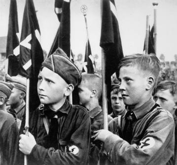 Hitler Youth members