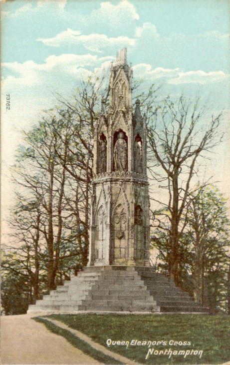 Eleanor Cross at Hardingston