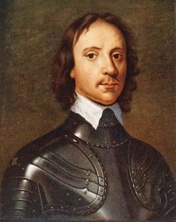 Portrait of Richard Cromwell, Lord Protector