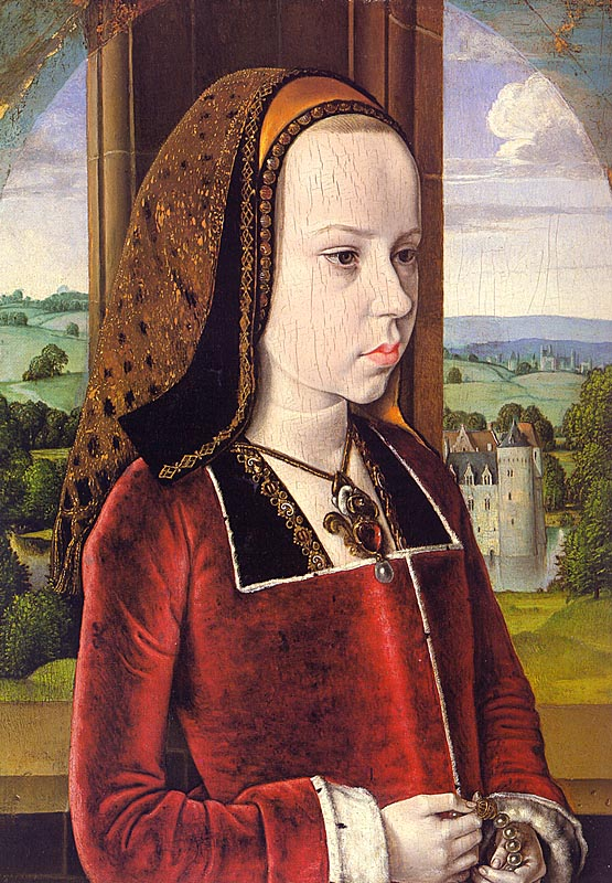 Young Mary Tudor