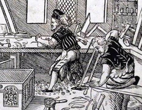 Apprenticeship in Early Modern London