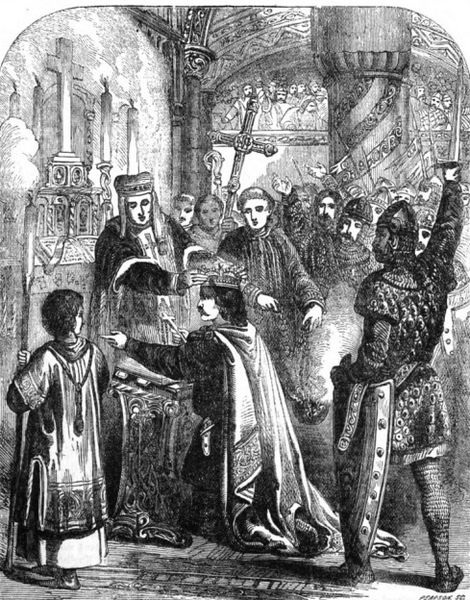 Coronation of William the Conqueror