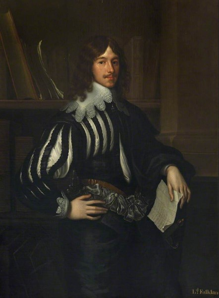 Lucius Cary, 2nd Viscount Of, Lord Carye Falkland