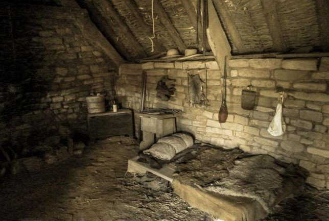 Reconstruction of the peasant house