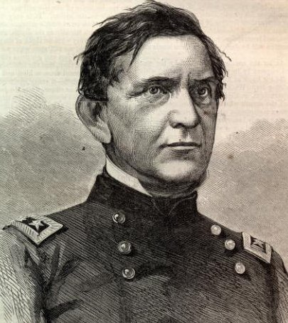 Brigadier General Edward Richard Sprigg Canby