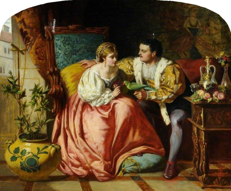 Anne and Henry VIII