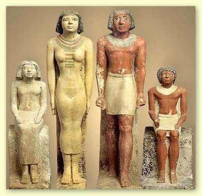 egyptian family 1