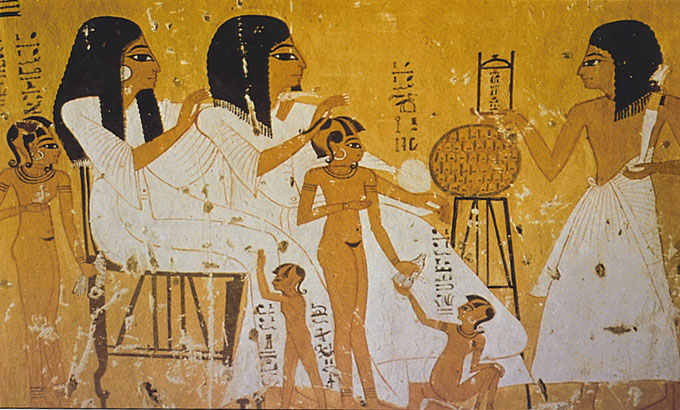 egyptian family 2