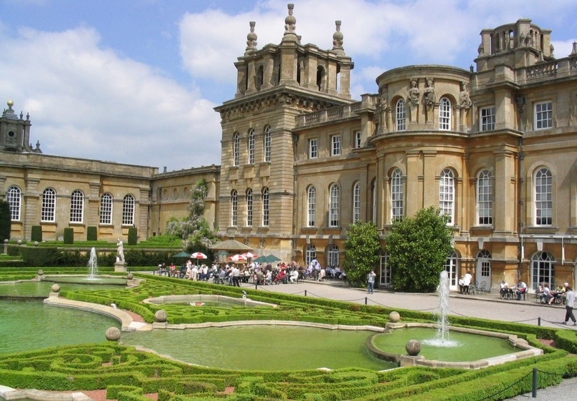 Blenheim Palace 1